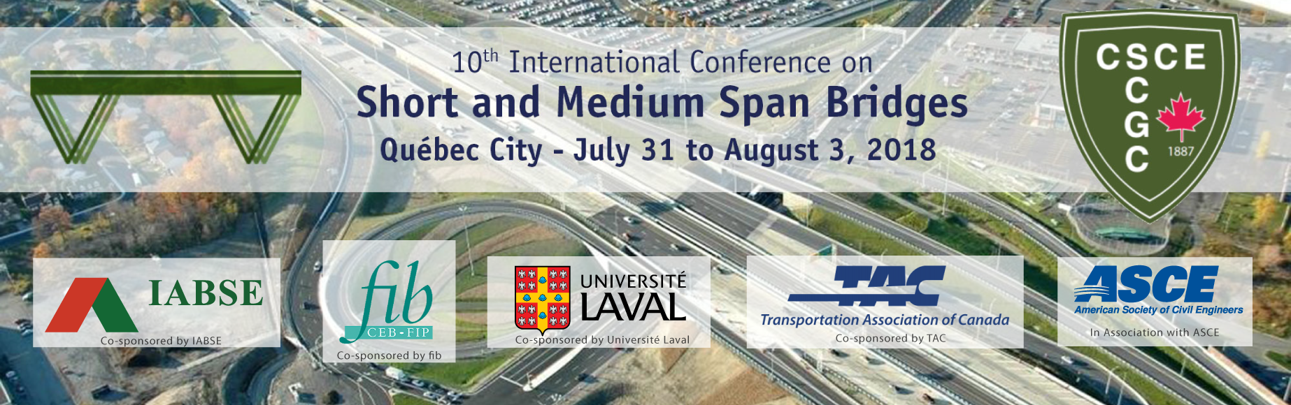 10th International Conference on Short and Medium Spam Bridges